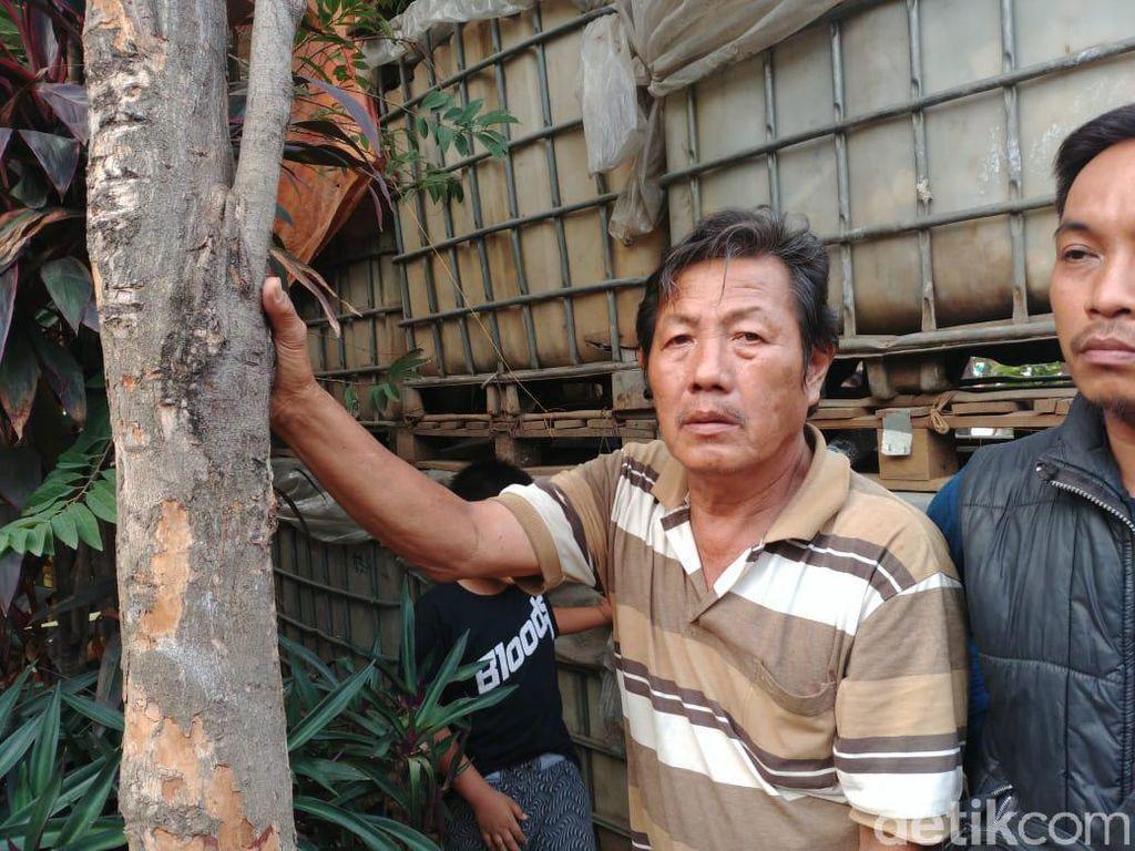Cerita Pekerja Lihat Awal Mula Api Hanguskan Gudang Plastik Ciracas