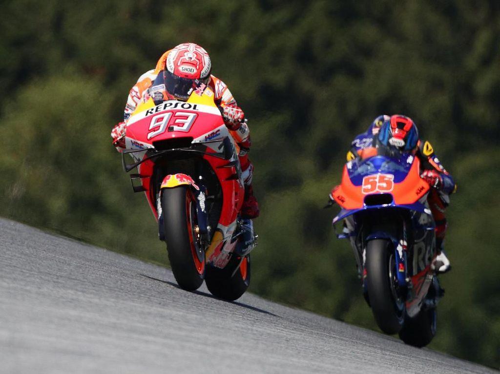 Malam Ini! Saksikan Live Streaming MotoGP Austria di detikSport
