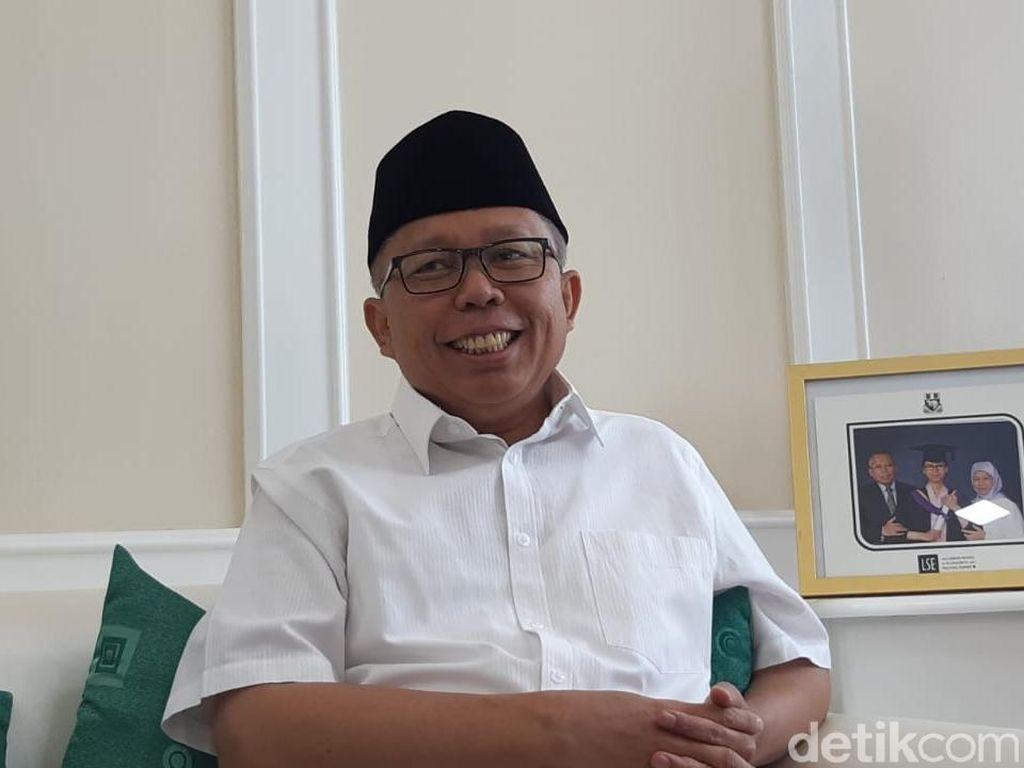 Jokowi Setujui 10 Capim KPK, Komisi III: Jangan Dimaknai Tak Dengarkan Aspirasi