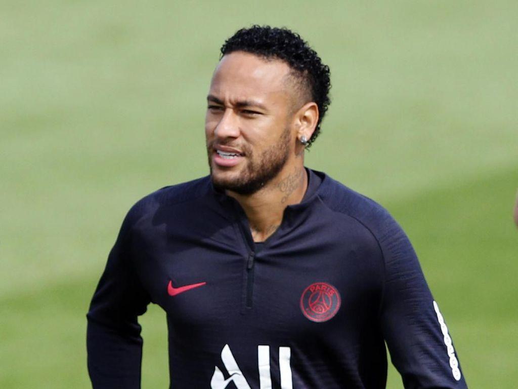 Melawat ke Rennes, PSG Kembali Tak Bawa Neymar