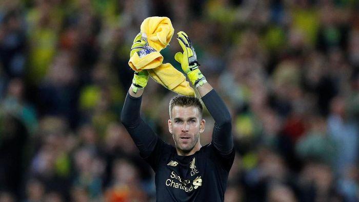 Liverpool percayakan posisi kiper utama ke Adrian menyusul cederanya Alisson. (Foto: Phil Noble/Reuters)