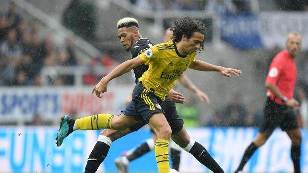Arsenal membawa pulang kemenangan tipis 1-0 dari lawatan ke Newcastle United