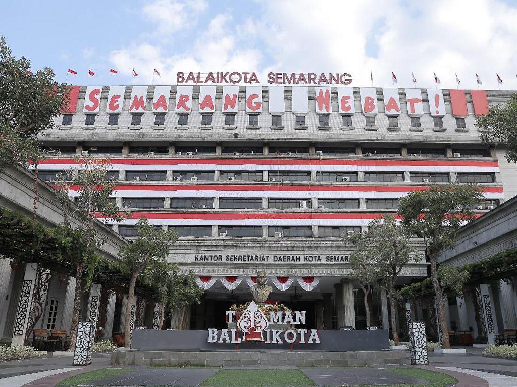 Dituding Urug Salah Satu Makam, Ini Respons Pemkot Semarang