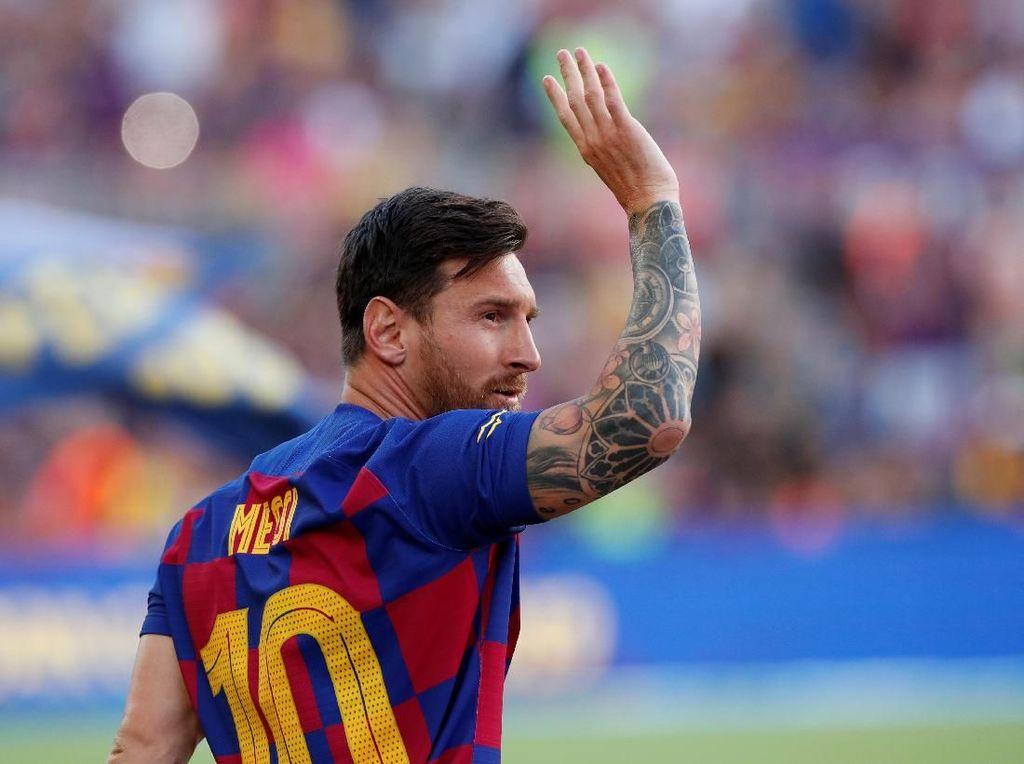 Klub David Beckham Dikabarkan Sudah Kontak Lionel Messi