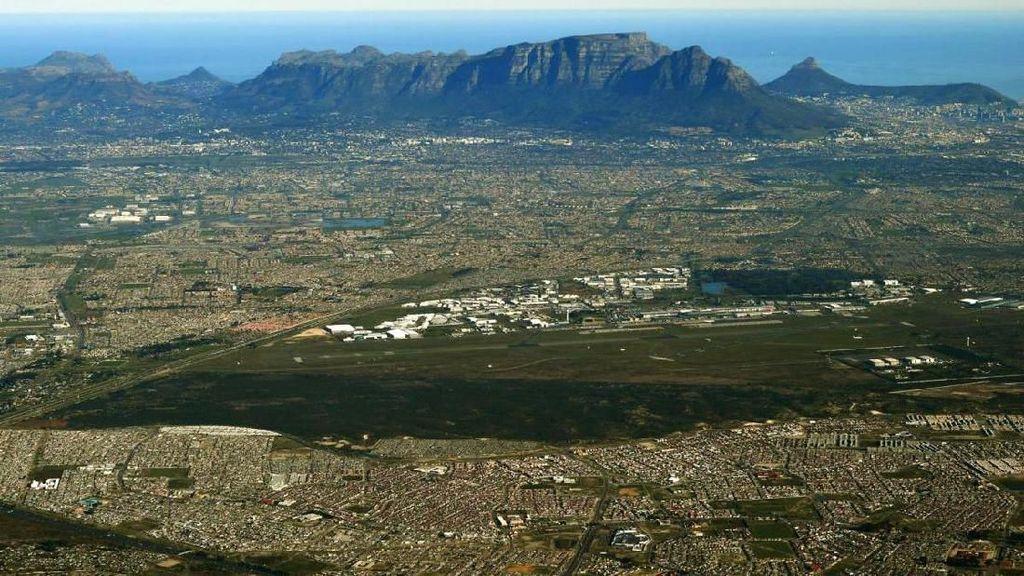 Ngeri, Jangan Sampai Jakarta Krisis Air Seperti Cape Town