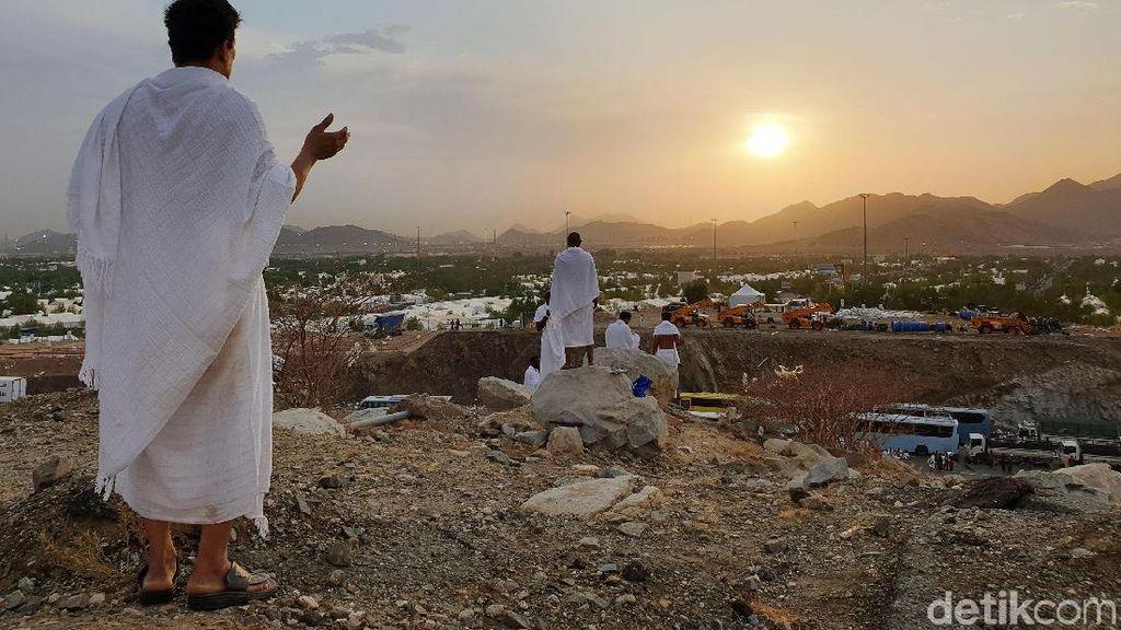 Petang Syahdu di Arafah