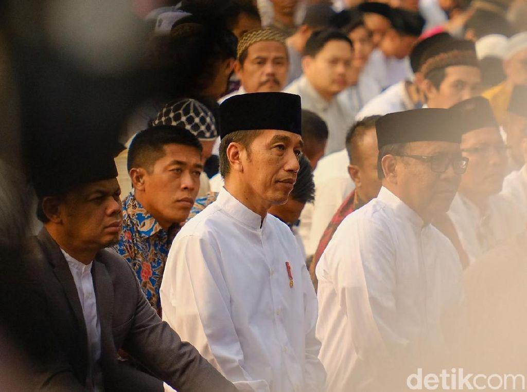 Alasan Jokowi Salat Idul Adha di Jabar 3 Tahun Terakhir