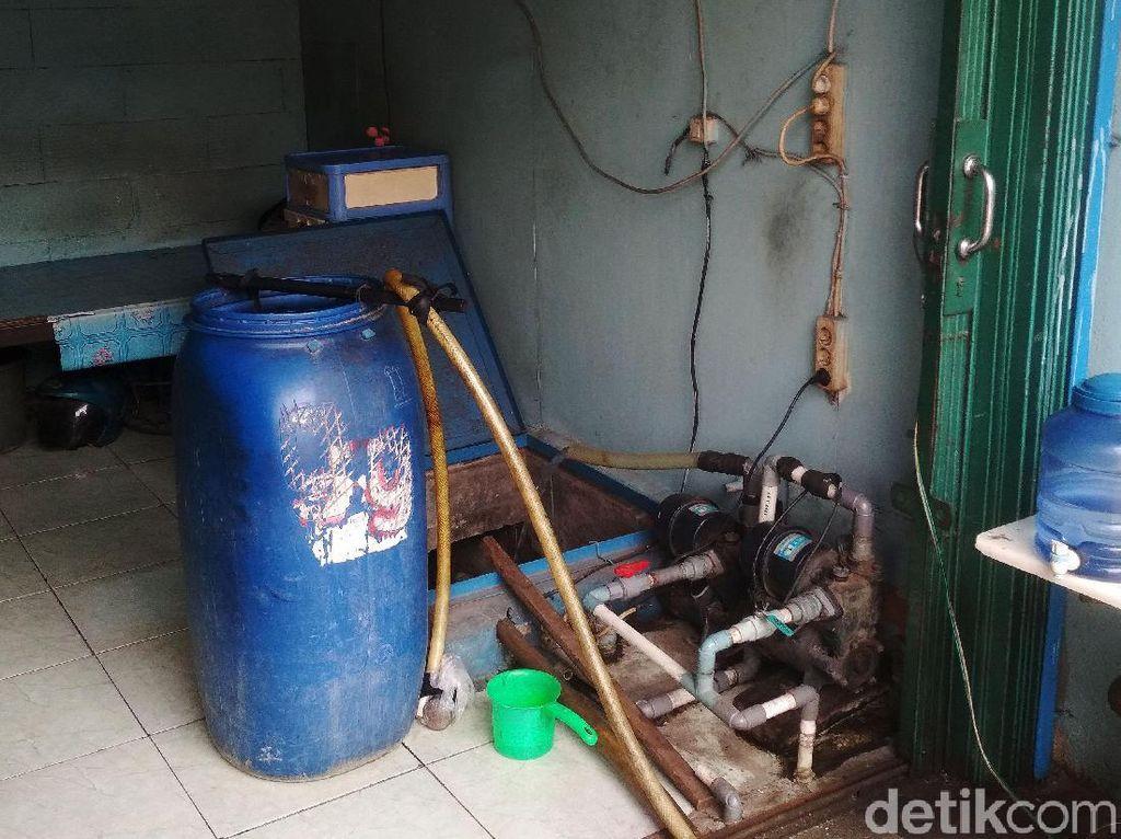 Kawasan Jakbar-Jakut Sulit Air Bersih, PAM Jaya Ungkap Penyebabnya