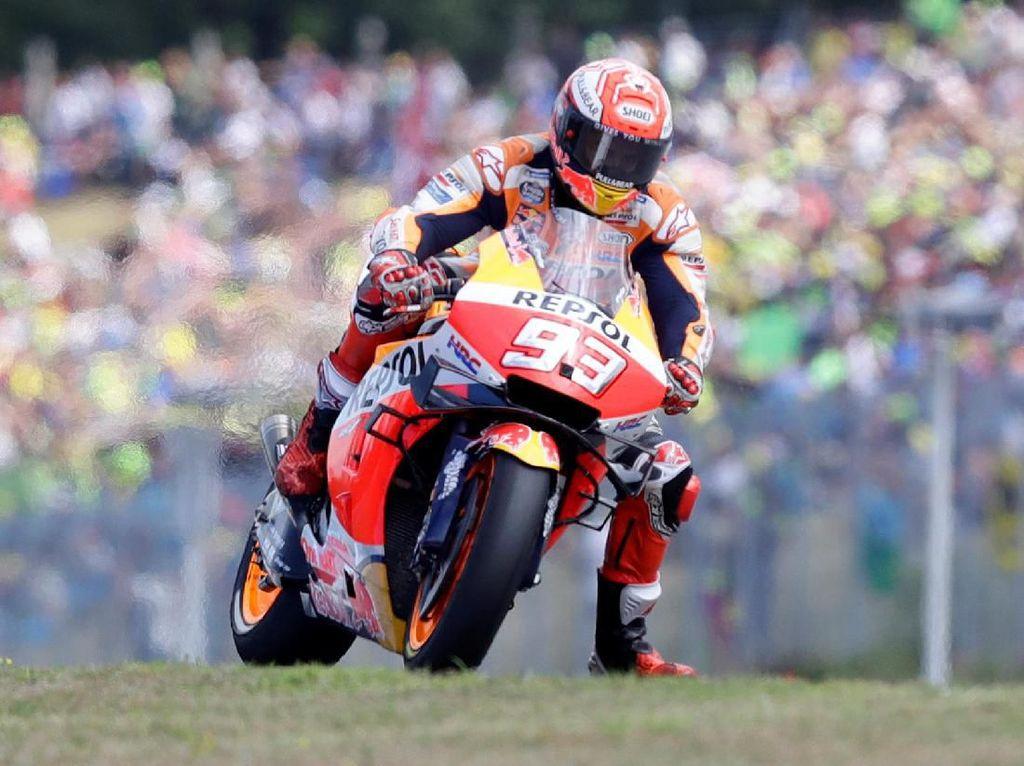 Mencari Cara Meredam Marquez di Red Bull Ring