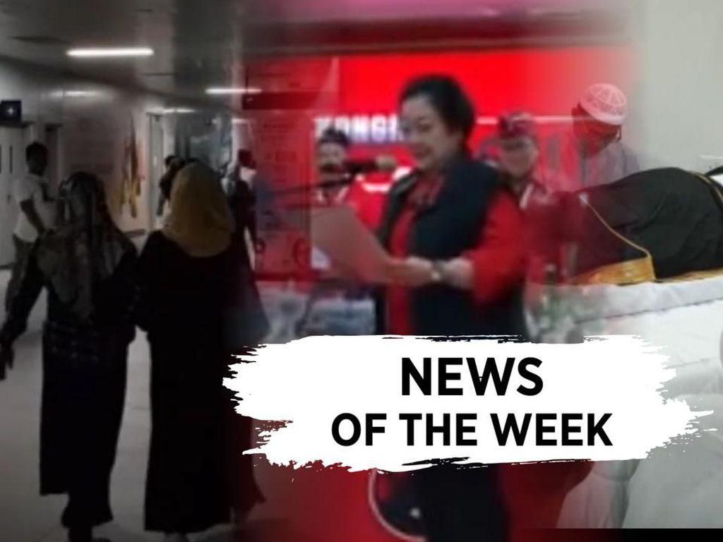 News of The Week: Mbah Moen Wafat, Listrik Padam Massal