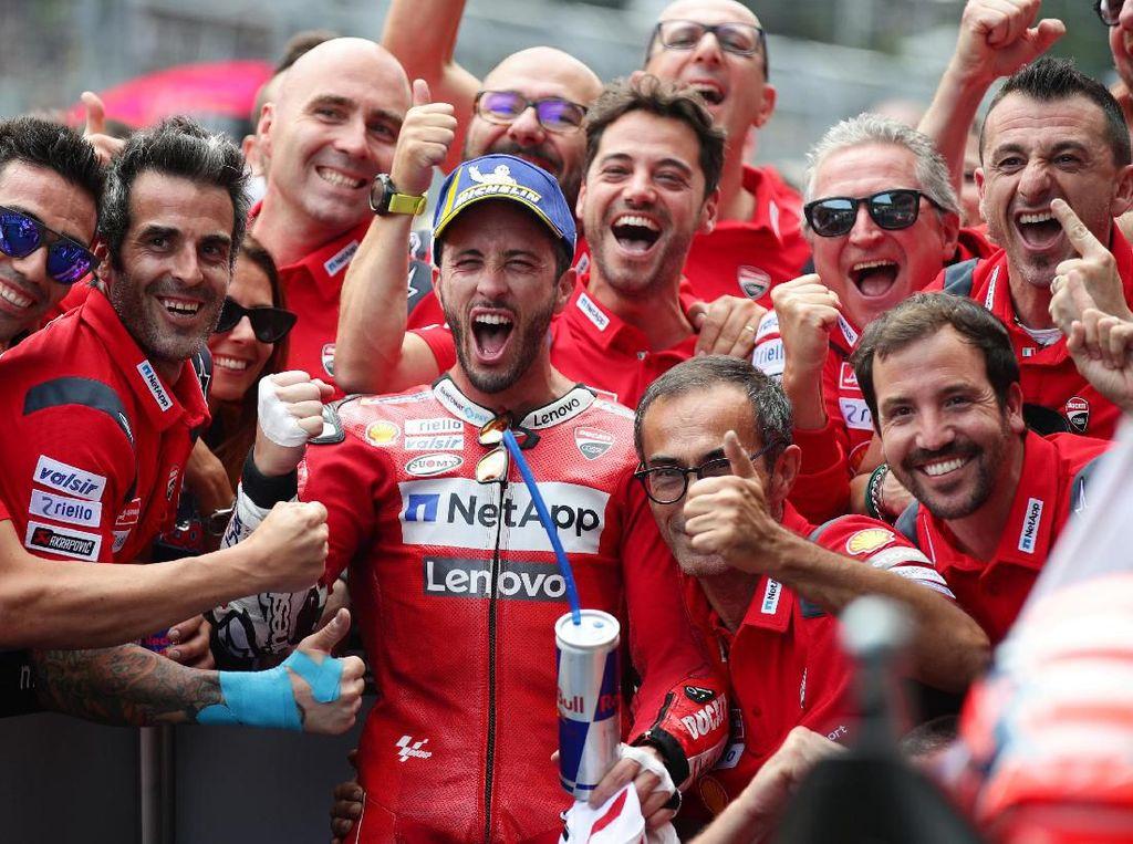 Ducati: Marquez Sangat Sulit Dikejar, tapi Masih Mungkin
