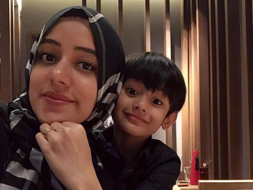 Fairuz Tak Ingin Anak Berhubungan dengan Galih