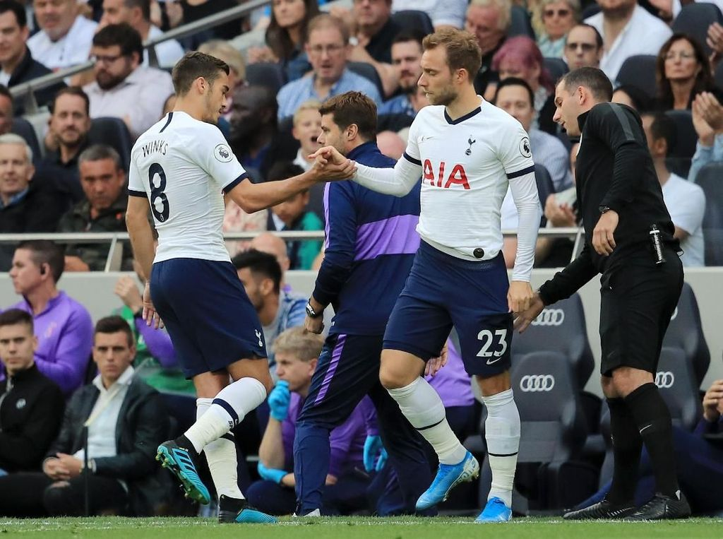 Nikmatilah Selagi Masih Ada Eriksen, Tottenham!