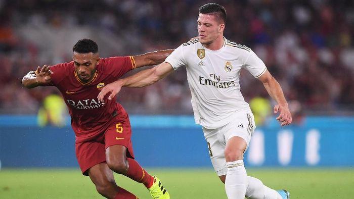 AS Roma Kalahkan Real Madrid Lewat Adu Penalti