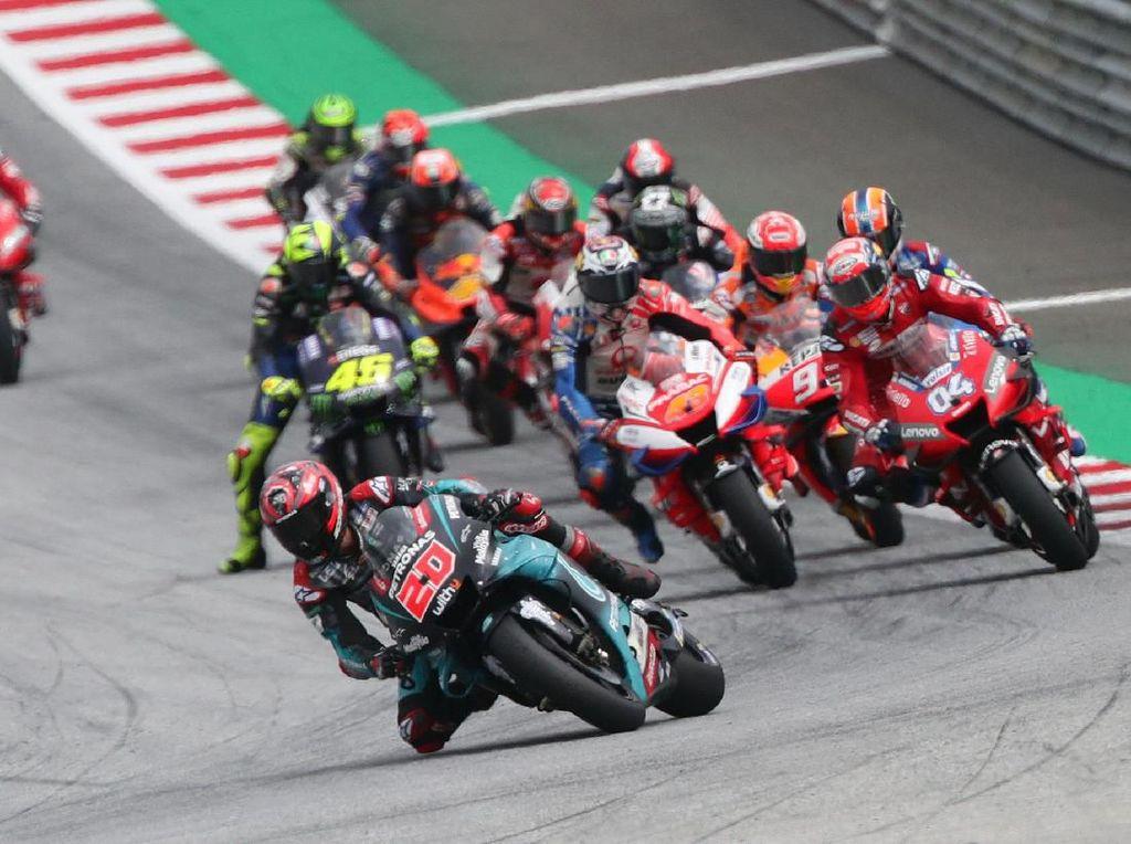 MotoGP Inggris, Waktunya Dansa-dansi di Lintasan!