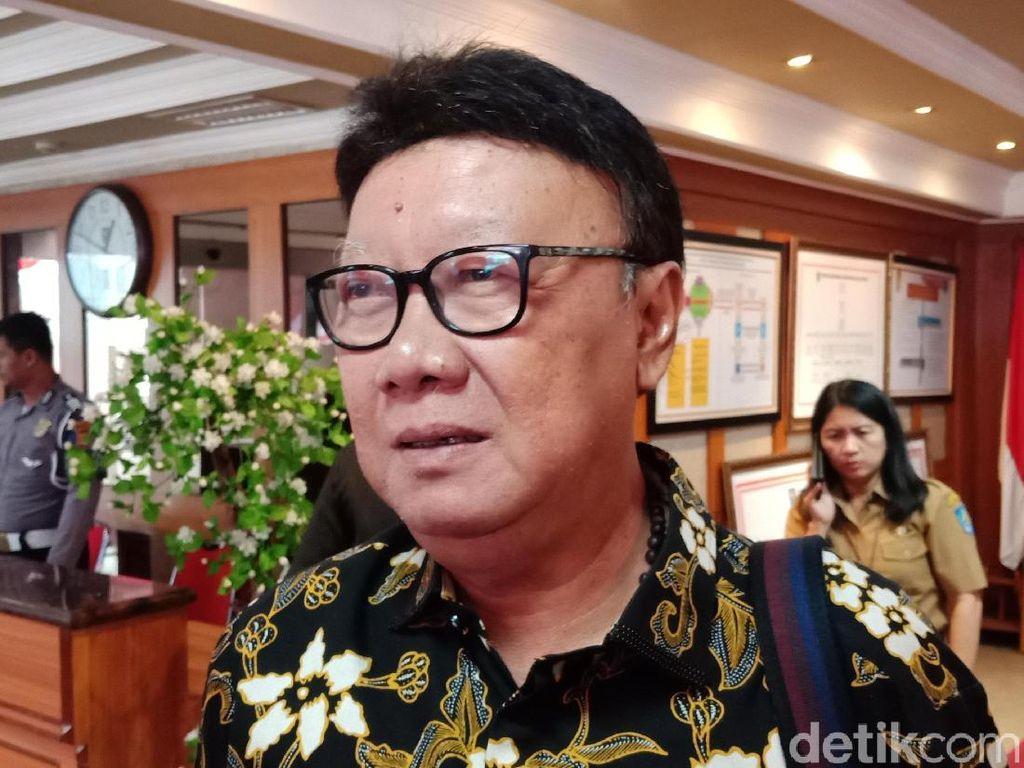 Kepala Daerah Absen Rapat Karhutla, Mendagri Ingatkan soal Pembagian Tugas