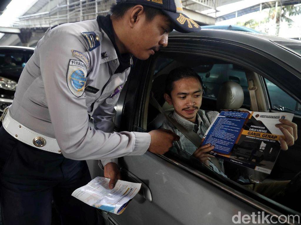 Respons Warga soal Perluasan Ganjil Genap di Jakarta