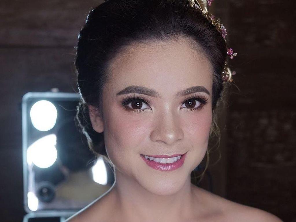 Foto: Cantiknya Putri Minati Atmanagara yang Zumba di Hari Pernikahan