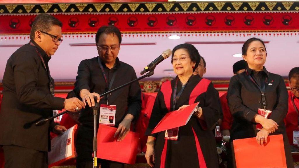 Mandat Mega untuk Prananda Prabowo