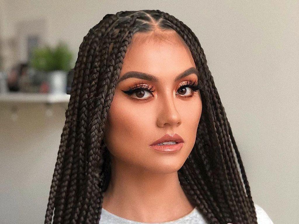 Adu Gaya Artis dengan Rambut Cornrow, Agnez Mo sampai Kylie Jenner