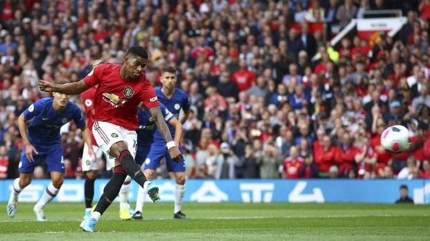 MU Butuh Waktu Hampir Dua Tahun Menang 4-0 di Old Trafford