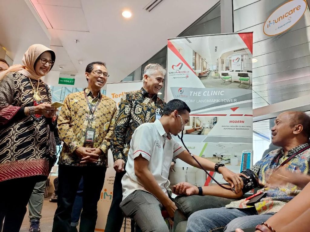 Vaksin Meningitis Kini Bisa di Klinik TelkoMedika Health Center