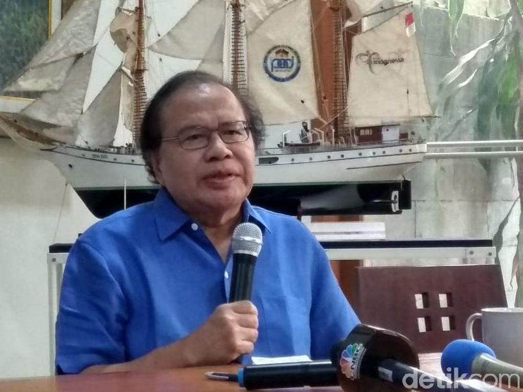 Rizal Ramli Minta Setop Pindah Ibu Kota, Dananya Mending Buat Corona