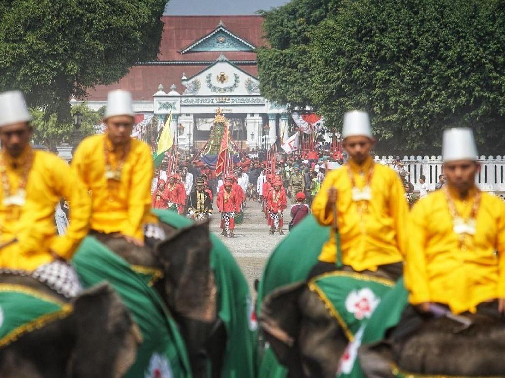 2 Adik Sultan HB X Dipecat, Ini Penjelasan Keraton Yogyakarta