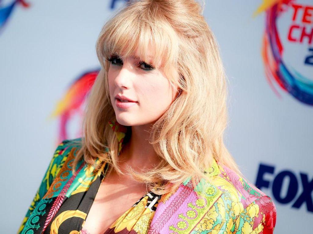 Taylor Swift dan Stella McCartney Resmi Rilis Kolaborasi Fashion