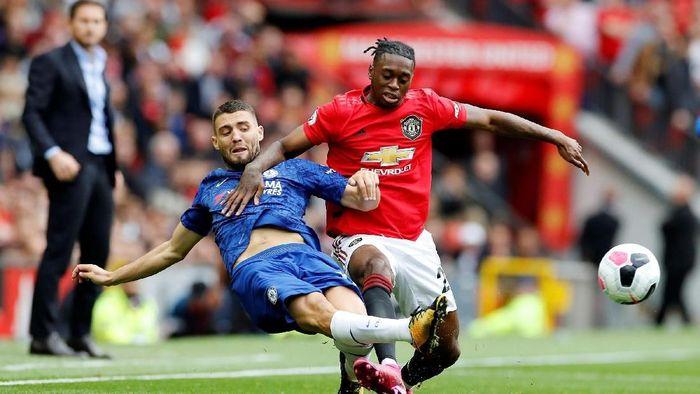 Chelsea kalah 0-4 dari MU di Old Trafford musim ini. (Foto: REUTERS/Phil Noble)