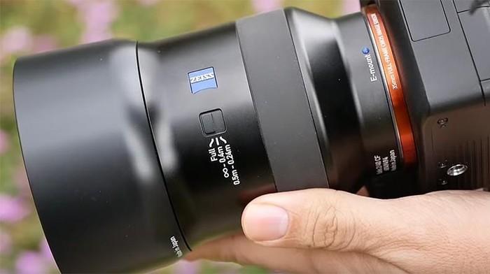 Review Lensa Zeiss Batis 40mm f/2. (Foto: Dok. Enche Tjin)