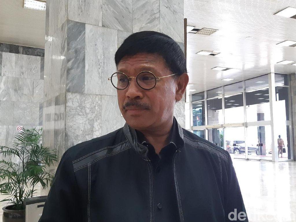 NasDem Prediksi Kabinet Jokowi Diumumkan Selasa, Ada yang Belum Deal?