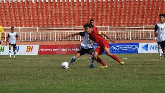 Indonesia dapat pengalaman berharga dari Laos di Piala AFF U-18. (Foto: dok. PSSI)