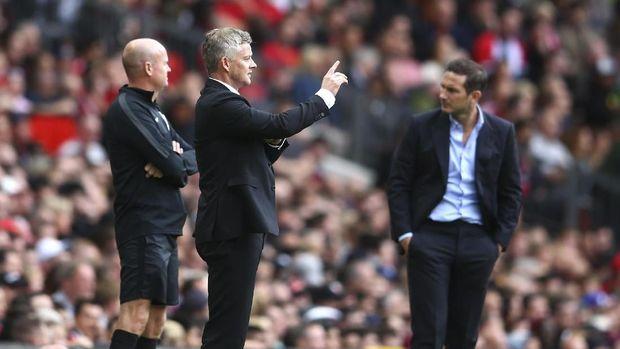 Dipermak Man United, Chelsea Tak Seburuk Itu