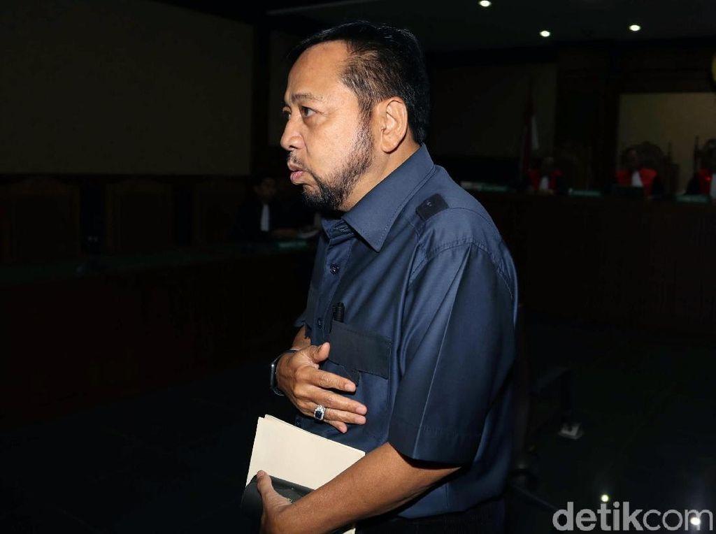 Setya Novanto Dipindah ke Lapas Cipinang