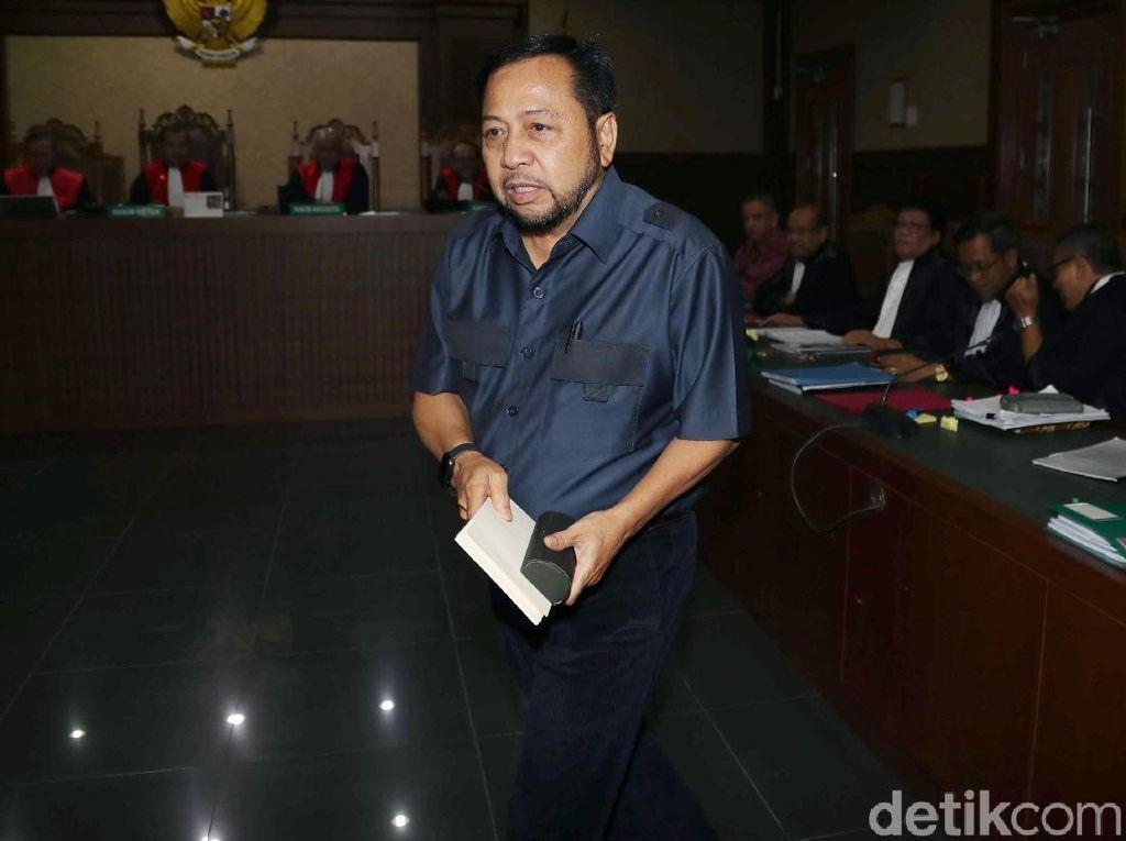 Setya Novanto Dipanggil KPK Jadi Saksi Tannos di Kasus e-KTP