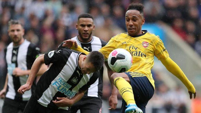 Newcastle United dikalahkan oleh Arsenal dalam laga Liga Inggris musim 2019/2020 yang dihelat di Saint James Park, Minggu (11/8/2019) malam WIB.