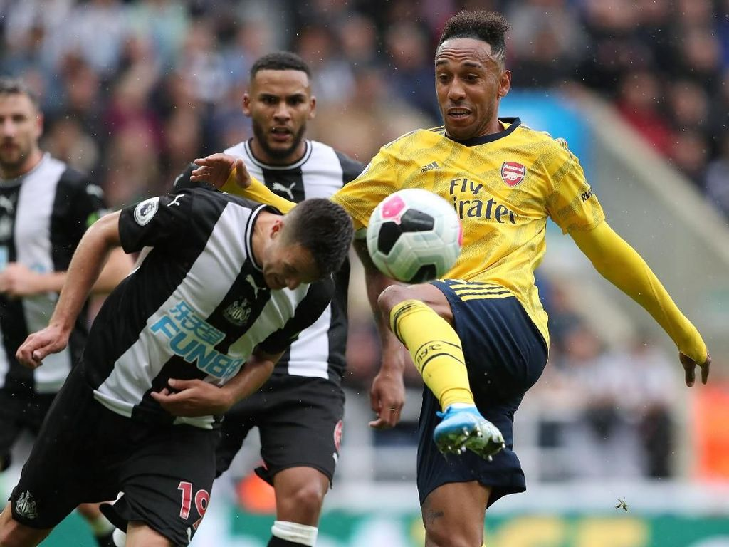 Link Live Streaming Arsenal Vs Newcastle