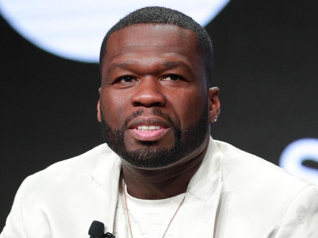 Dituding Dukung Trump, 50 Cent Lontarkan Makian