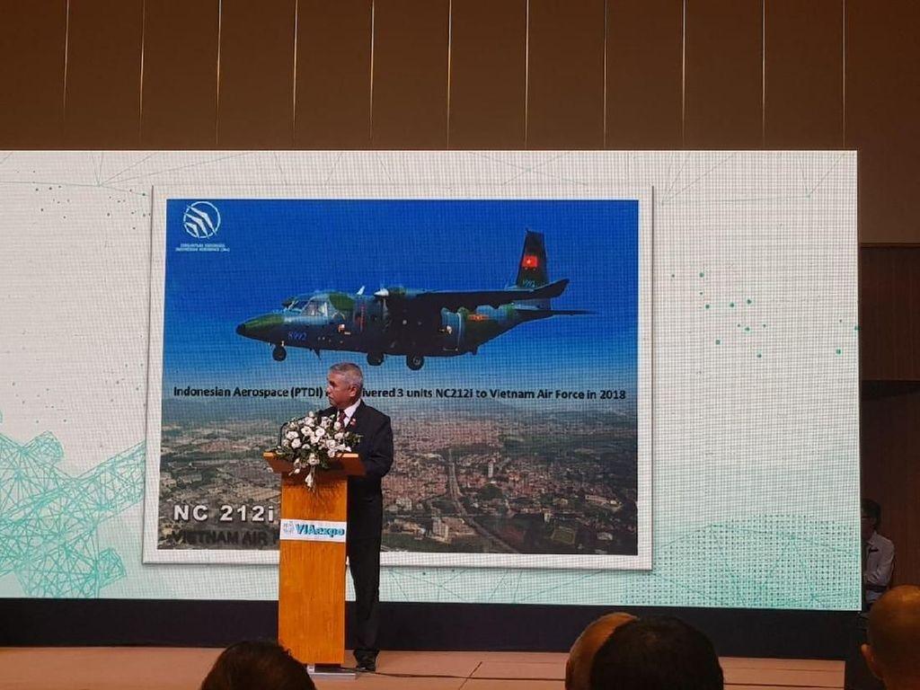 Vietnam Mau Bangun 23 Bandara, RI Tawarkan Pesawat & Helikopter
