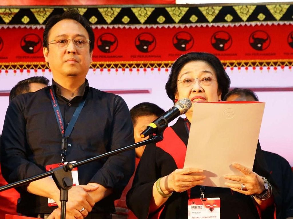 FX Rudy Dorong Prananda Pimpin PDIP, Ganjar Sebut Urusan Kongres