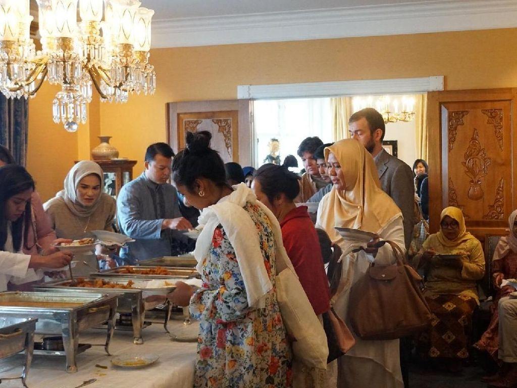 Solat Id Hingga Santapan Gulai Kambing di Perayaan Idul Adha di Norwegia