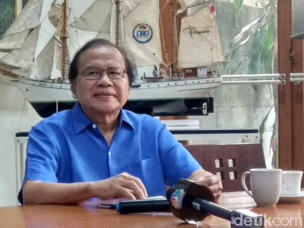 Rizal Ramli Ramal Ekonomi RI Bakal Nyungsep, Cuma Tumbuh 4,5%