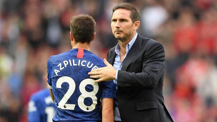 Manajer Chelsea, Frank Lampard, sangat menginginkan gelar juara UEFA Super Cup. (Foto: Michael Regan/Getty Images)