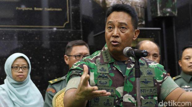 Kepala Staf TNI AD Buka Suara soal Polemik Enzo Allie /