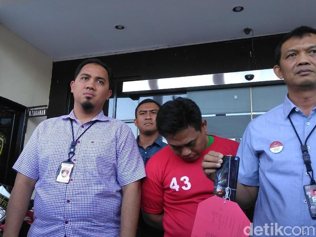 Khilaf, Pengakuan Ojol di Surabaya yang Gerayangi Penumpangnya