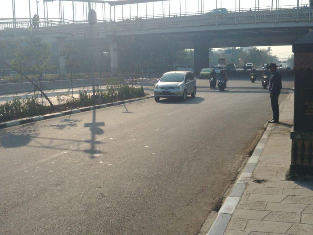 Ganjil Genap DKI Batasi Akses ke RS, New Delhi dan Paris Punya Cara