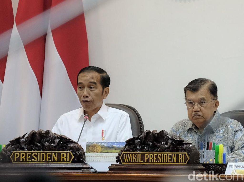 Jokowi: Jangan Pilih Stan Expo Dekat Toilet di Luar Negeri, Malu!