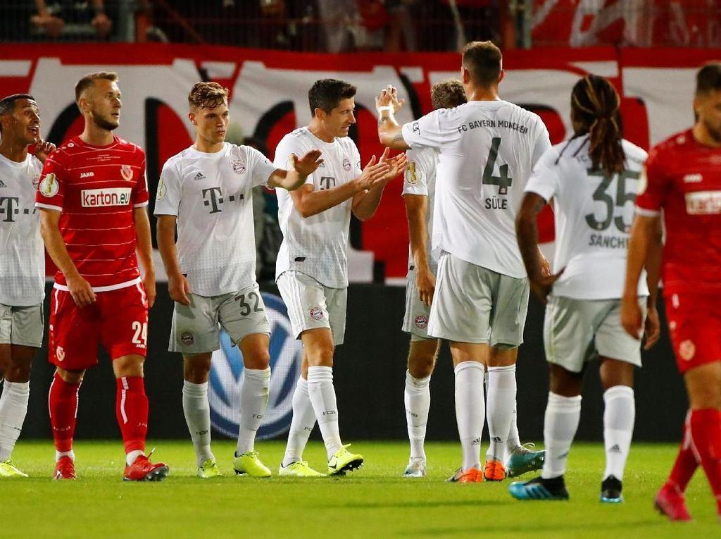 Kalahkan Cottbus 3-1, Bayern Melaju ke Babak Kedua DFB Pokal
