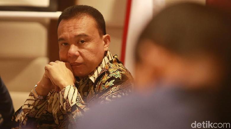 Gerindra Ogah Dikaitkan dengan Permadi yang Bicara Pelengseran Jokowi